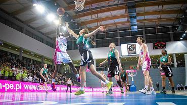 Mecz Tauron Basket Ligi Kobiet, Artego Bydgoszcz - Glucose ROW Rybnik