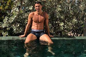 Cristiano Ronaldo podzielił się swoim sposobem na sześciopak. Co to za trening?