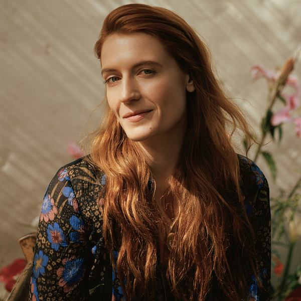 Florence Welch z Florence and the Machine