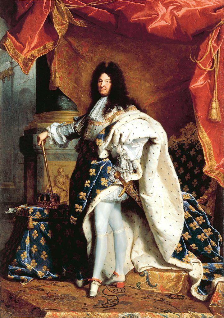1.09 - 300. rocznica śmierci króla Francji Ludwika XIV.