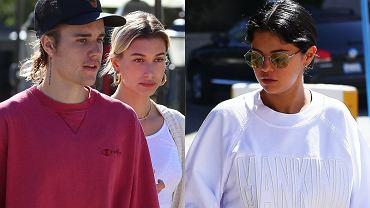 Justin Bieber, Hailey Bieber, Selena Gomez