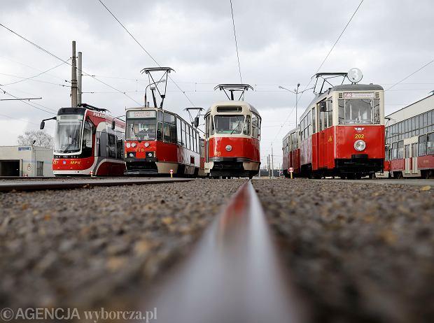 Cztery rodzaje tramwajów używanych przez MPK Częstochowa