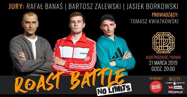 Roast battle no limits 3