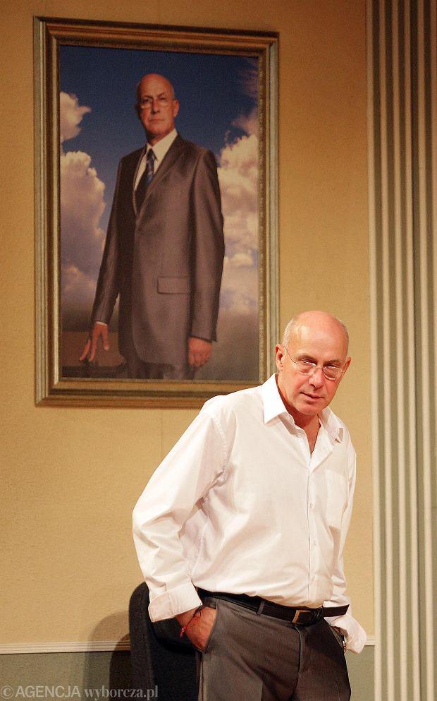 Zdjęcie numer 5 w galerii - Przypominamy role Piotra Machalicy w Teatrze im. Mickiewicza w Częstochowie [ZDJĘCIA]
