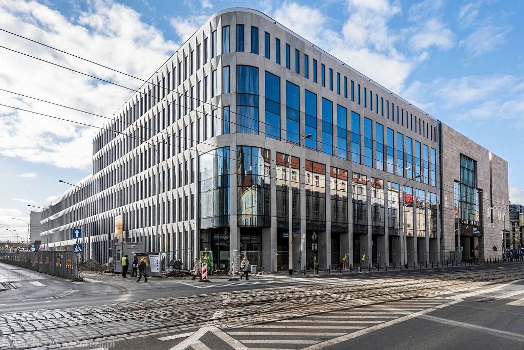 Budynek Retro Office House we Wrocławiu