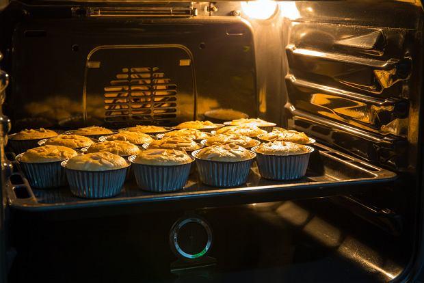 Muffinki z kurczaka z morelami