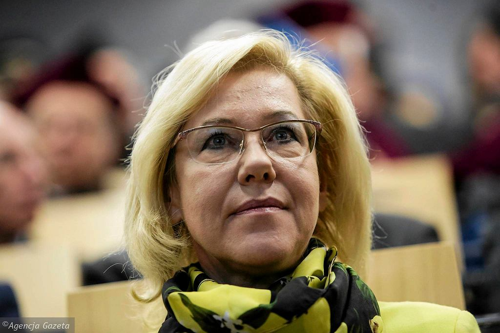 Kurator Barbara Nowak