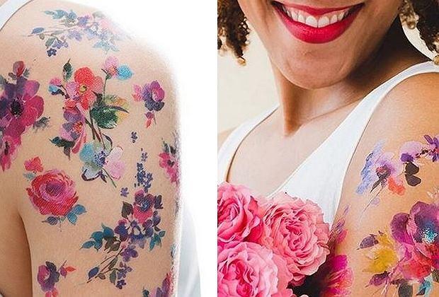 Tatuaże Róże Poradnik Kobiety