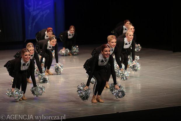 Zdjęcie numer 48 w galerii - Cheerleaderki rywalizują w Kielcach. Bo taniec nie jedną ma twarz [ZDJĘCIA]