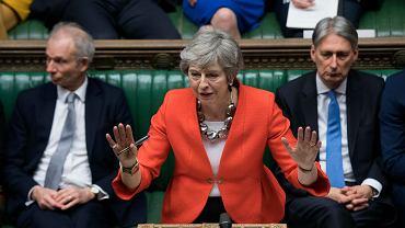 Brexit. Theresa May, premier Wielkiej Brytanii