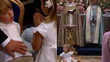 Chrzest księżniczki Adrienne