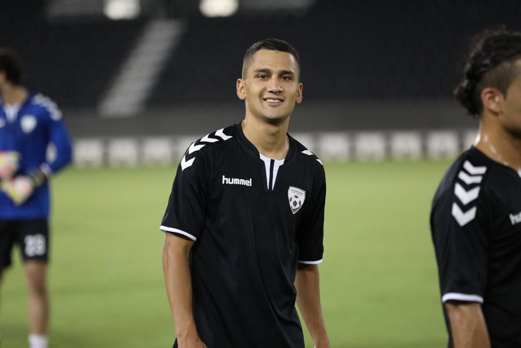 Omran Haydary