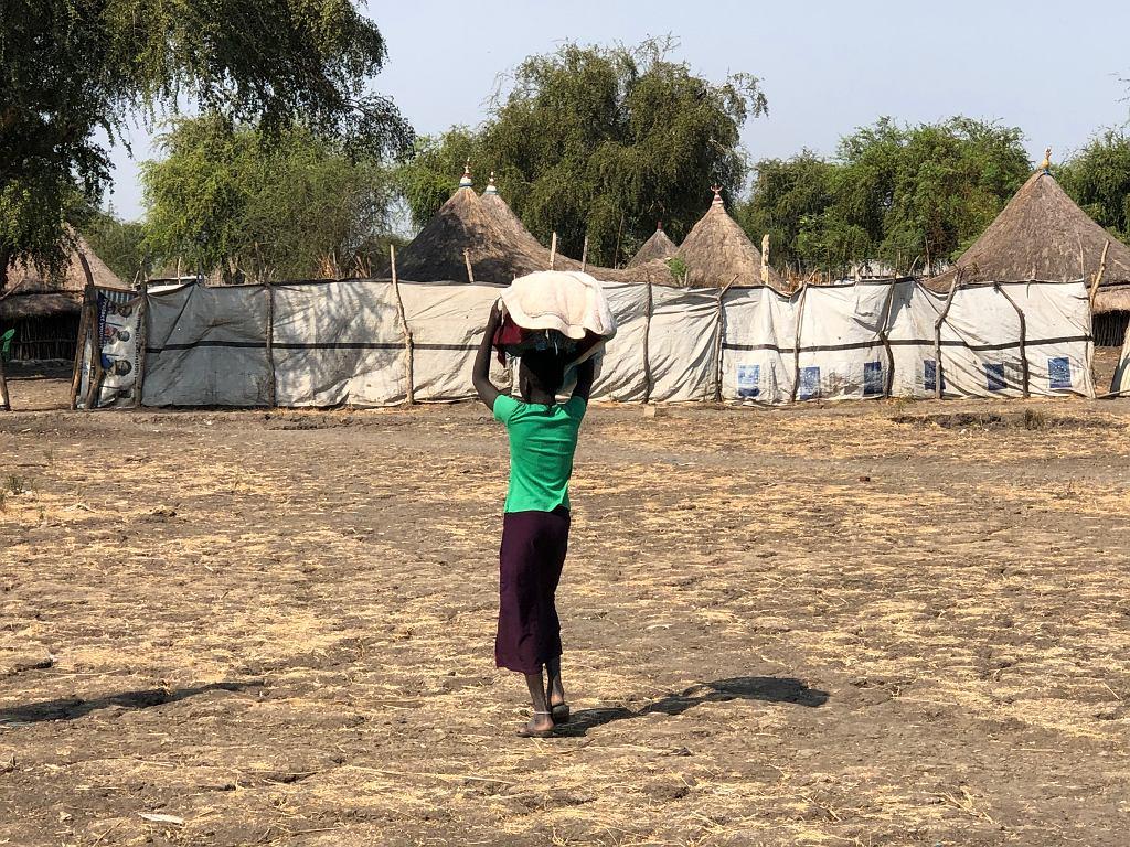 Trudna sytuacja w Sudanie Południowym