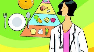 Dobranie odpowiednio zbilansowanej diety może uchronić cię przed wystąpieniem chorób dietozależnych i problemami zdrowotnymi. Twój lekarz będzie z ciebie dumny