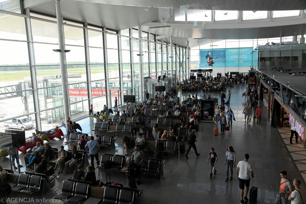 Lotnisko we Wrocławiu