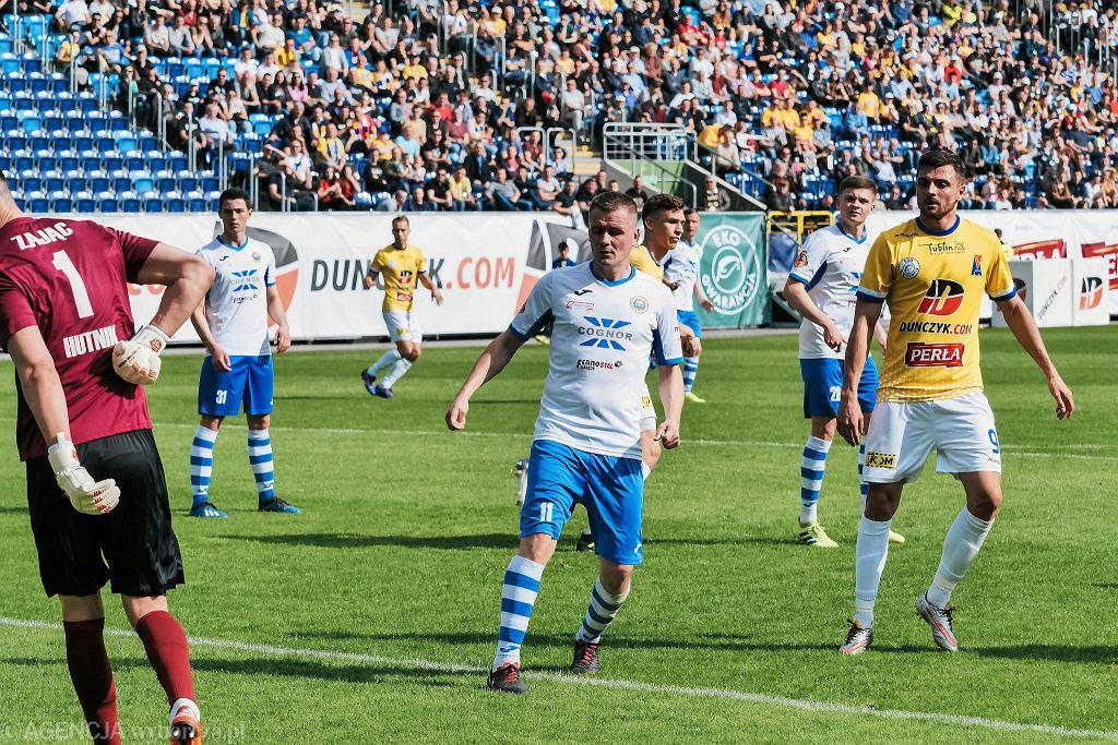 Motor Lublin i Hutnik Kraków w sezonie 2020/2021 zagrają w II lidze