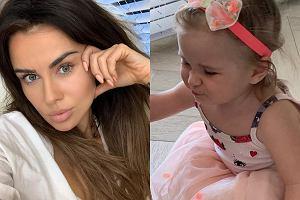 Natalia Siwiec i 2-letnia Mia
