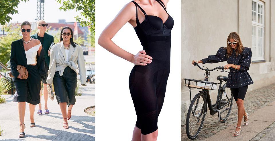 Stylizacje z Fashion Week / Bielizna wyszczuplająca / Fashion Week