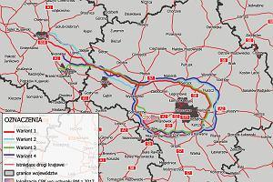 Centralny Port Komunikacyjny to też inwestycje w drogi. Poszerzenie A2 i obwodnica Warszawy to tylko początek