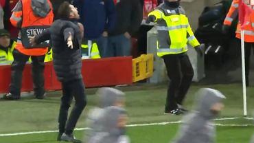 Radość Diego Simeone po wyeliminowaniu Liverpoolu