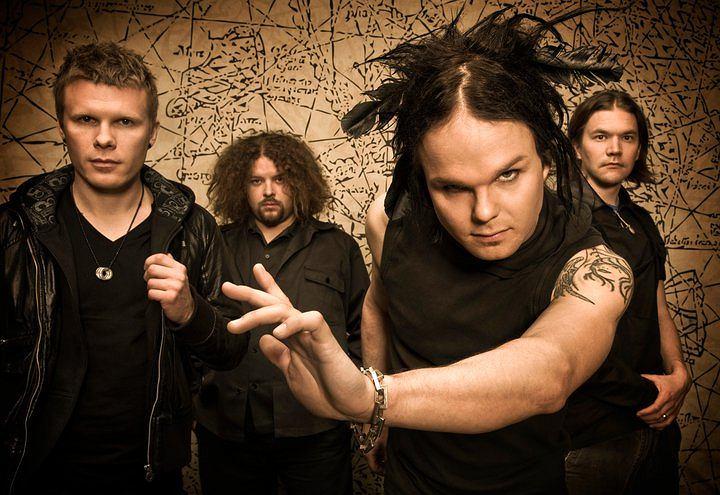 Gwiazdą koncertu w Uniejowie będzie zespół The Rasmus