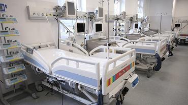 Koronawirus w Polsce. Rośnie liczba zajętych respiratorów i łóżek