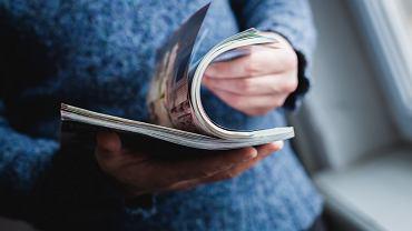 Felieton występuje przede wszystkim w magazynach. Zdjęcie ilustracyjne