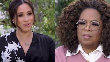 """Nowa zapowiedź wywiadu z Oprah Winfrey. Meghan Markle wyznała, że nie mogła decydować o sobie! """"Nie pozwolono mi z tobą rozmawiać"""""""