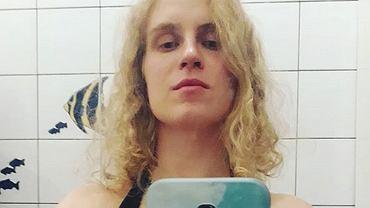 Marcjanna Lelek przefarbowała włosy