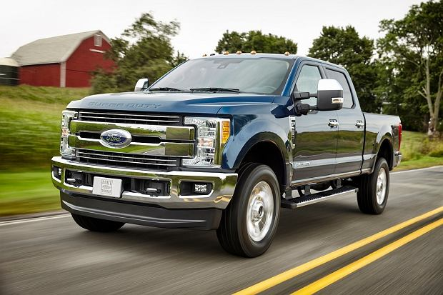 Ford seria F Super-Duty