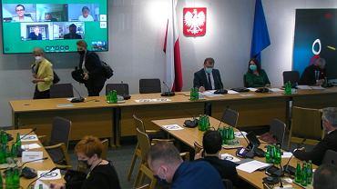 Posiedzenie Komisji Kultury i Środków Przekazu