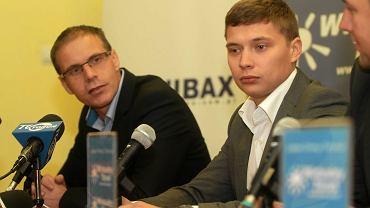 Mateusz Kurzawski i Emil Sajfutdinow