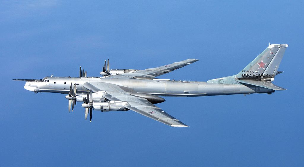 Rosyjski Tu-95