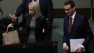 Minister Teresa Czerwińska