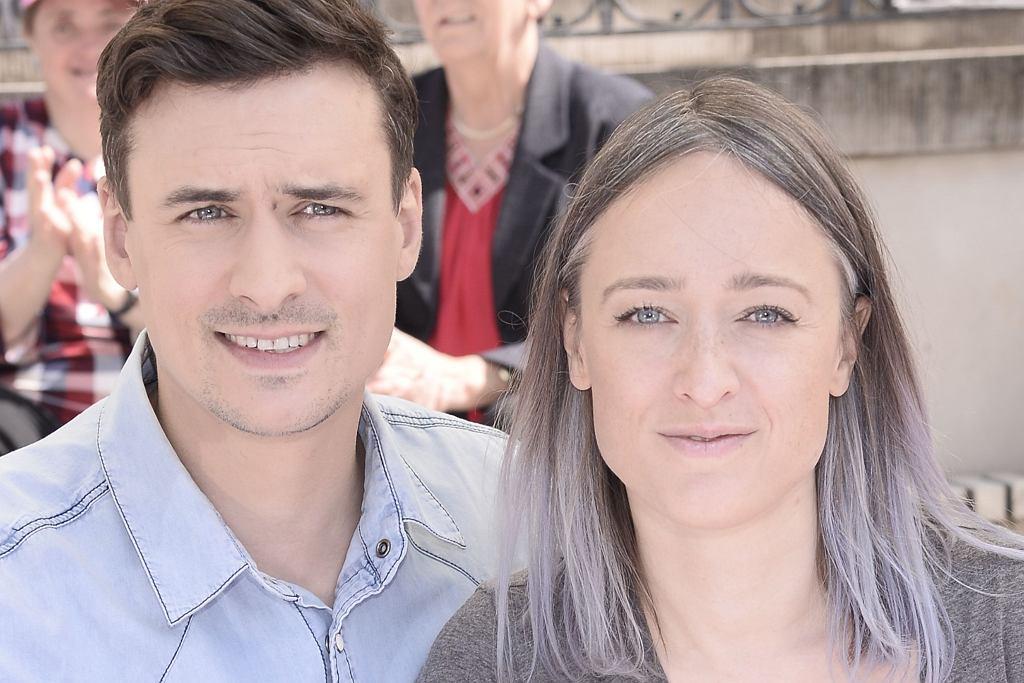 Mateusz i Matylda Damięccy
