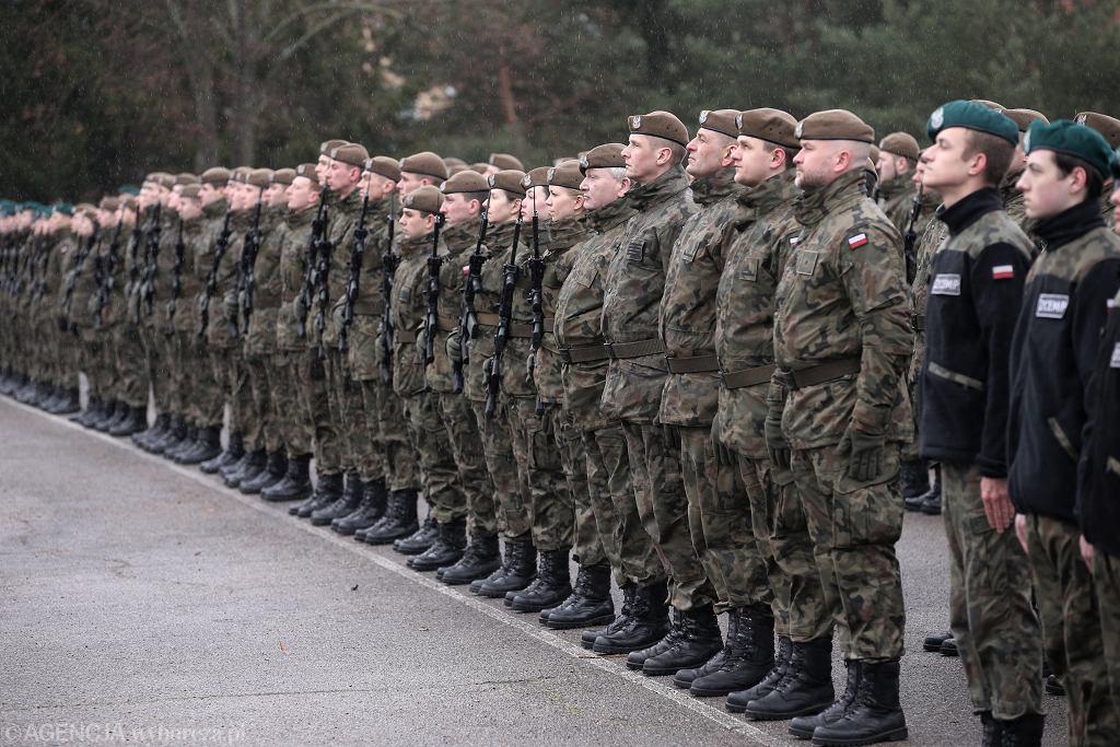 Czy wojsko będzie pomagać w organizacji wyborów? MON: Nie ma takich decyzji (zdjęcie ilustracyjne)