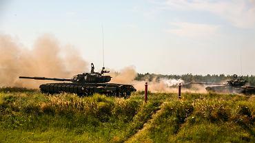 Ćwiczenia rosyjskiego wojska