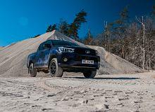 Opinie Moto.pl: Toyota Hilux 2.4 D-4D 150 KM - dinozaur, który się nie starzeje