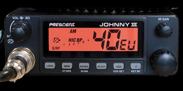President Johnny III ASC