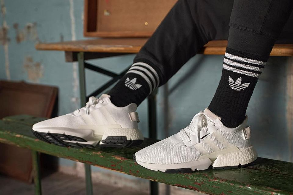 Modne sneakersy Adidas