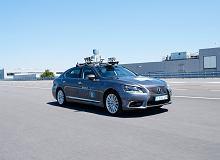 Lexus wyjeżdża zautomatyzowanym pojazdem na drogi publiczne w Europie