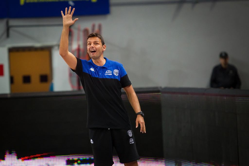 Igor Milicić, trener Anwilu Włocławek