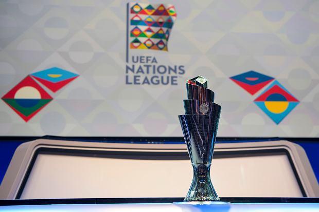 Switzerland Soccer UEFA Nations League Draw