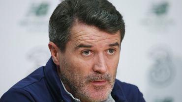 Roy Keane, zdjęcie z 2016 roku (czas dołączenia do Sky Sports). Źródło: Facebook