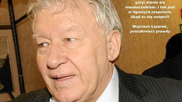 Wojciech Łazarek