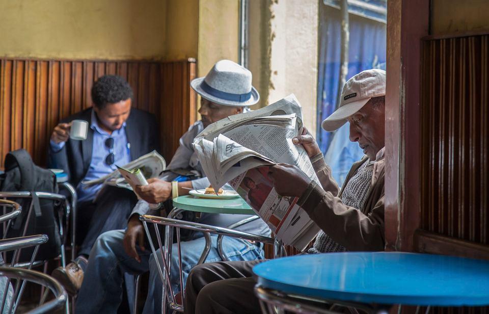 Najbardziej marginalizowaną i ubogą grupą w Etiopii są starsi ludzie.