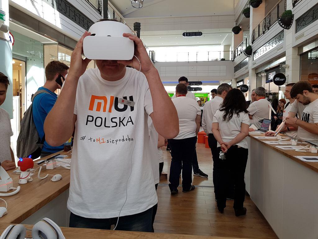 Otwarcie Mi Zone w Warszawie