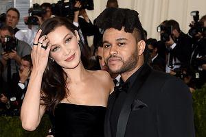 Bella Hadid i The Weeknd