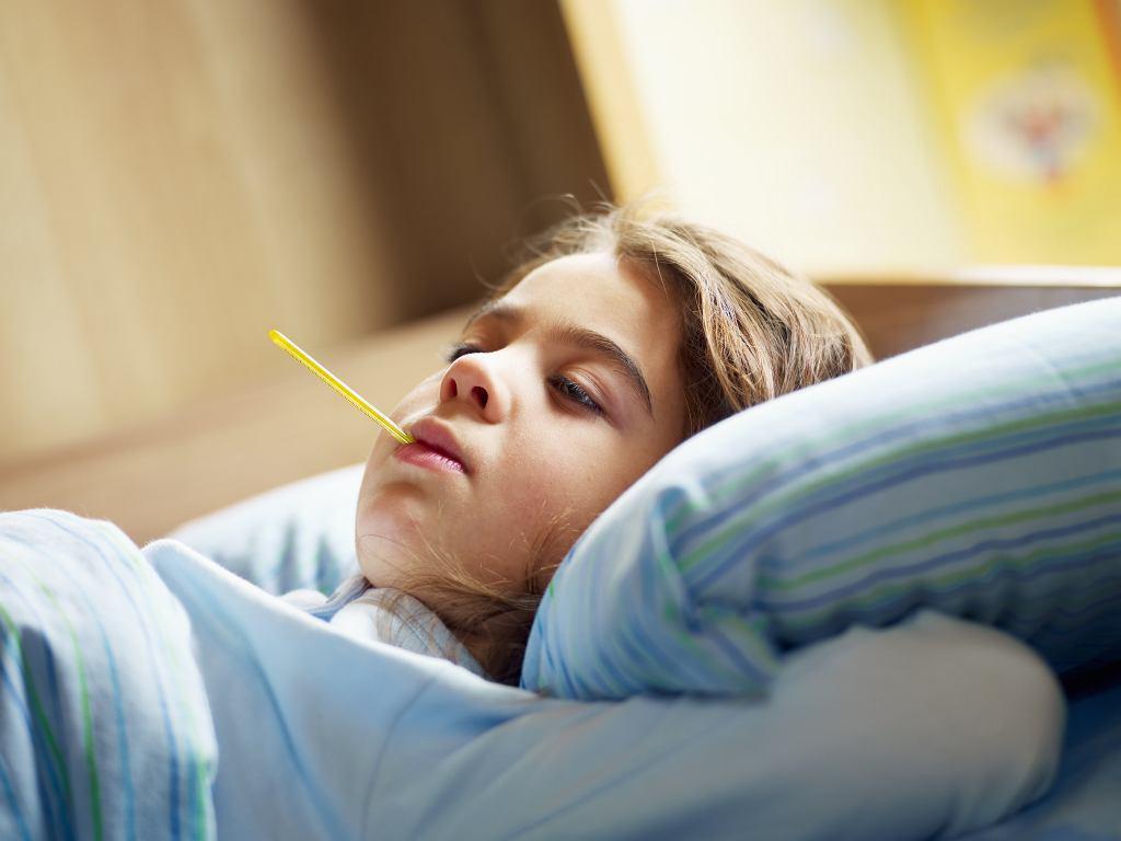Powikłania po koronawirusie u dzieci