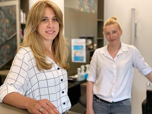 Bożena Czajkowska razem z Elą, najbliższą współpracowniczką, doradczynią i konsultantką, dopieszczają w salonie najdrobniejsze szczegóły, wspólnie podejmując decyzje